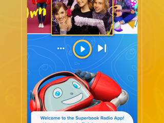 Superbook Radio App